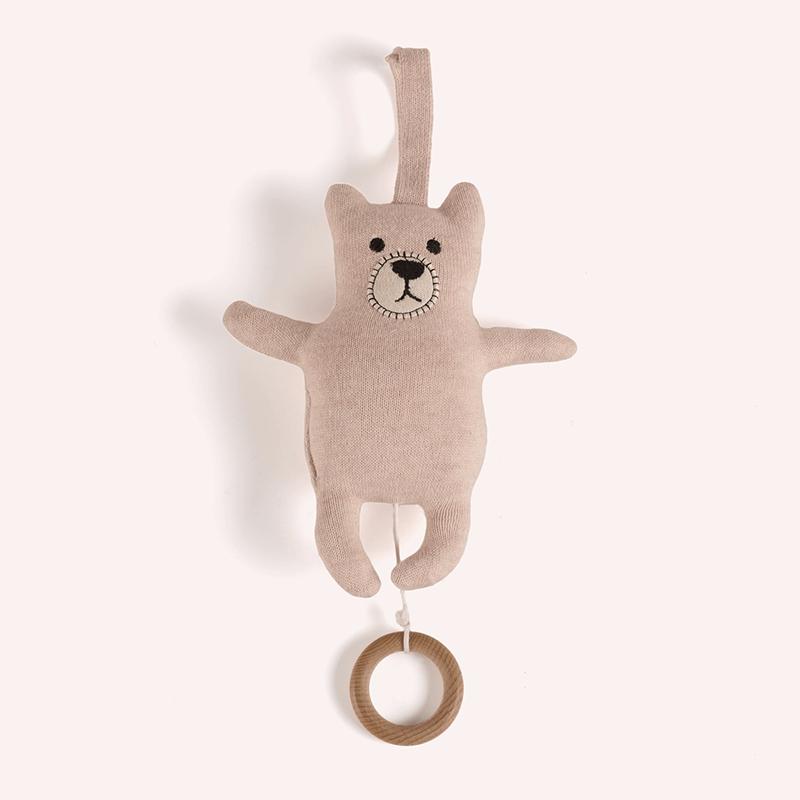 Toy Musical Teddy Bear