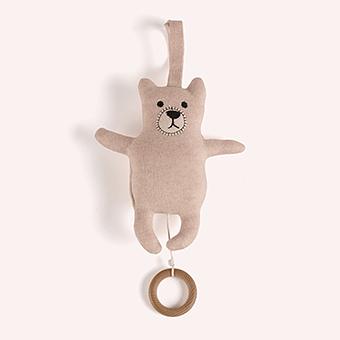 Musical Teddy Bear ミュージカル テディ ベア