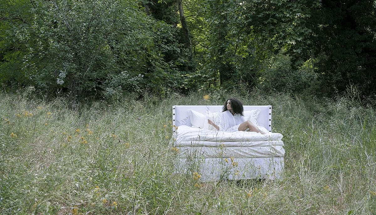 sleep on nature